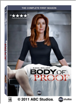 Body Of Proof DVD
